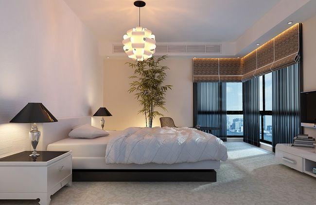 Oświetlenie W Sypialni Lampy Pomysły I Aranżacje