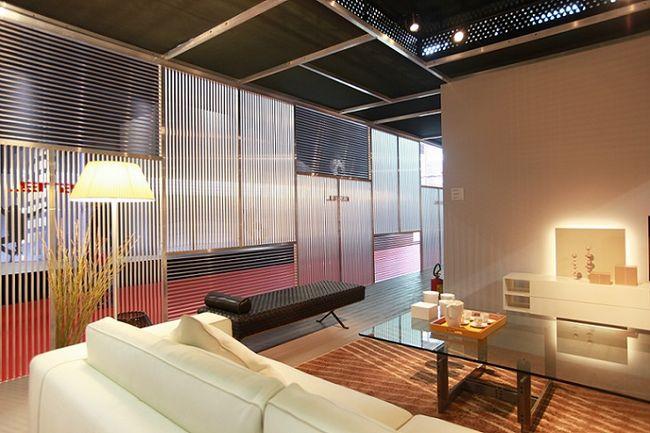 Wnętrze zaprojektowane przez architekta