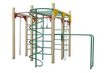 Gotowe elementy placu zabaw