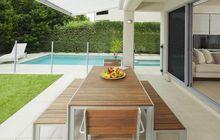 Nowoczesny stół ogrodowy
