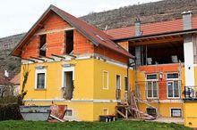 Nadbudowa starego domu