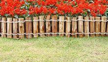 Palisada drewniana