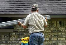 Montaż rynien dachowych