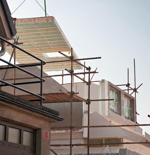 Budowa domu z gotowych elementów - dom modułowy