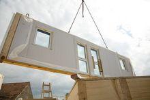Budowa domu modułowego