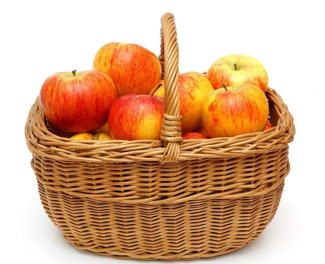 Jabłka odmiany Topaz