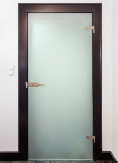 Drzwi Szklane Do Lazienki