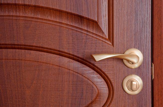 Klamka drzwiowa