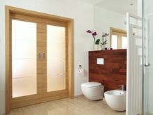 Przesuwne drzwi łazienkowe