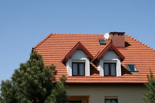 Lukarny na dachu
