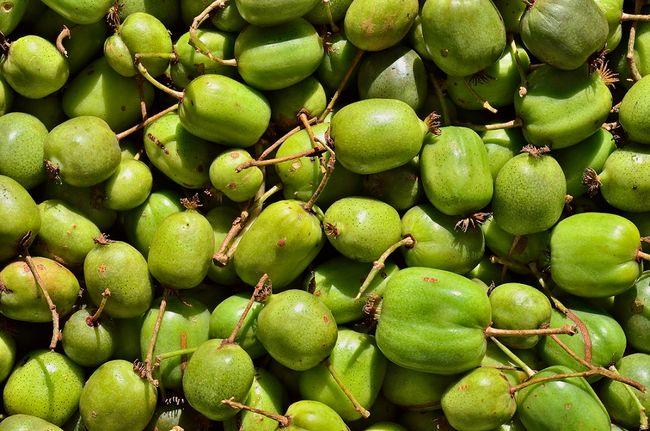 Owoce aktinidii