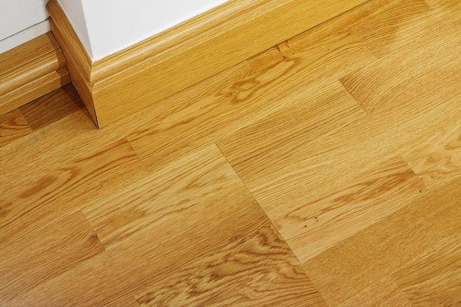 Imitacja drewnianej podłogi