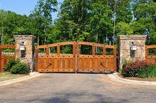 Automatyczna brama wjazdowa