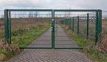 Brama i ogrodzenie panelowe