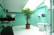 Doświetlenie łazienki