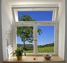 Tradycyjne okno skrzynkowe