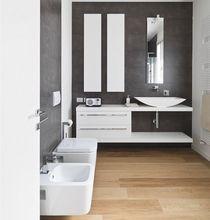 Posadzka drewniana w łazience