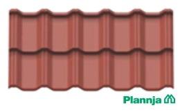 Plannja - blachodachówka