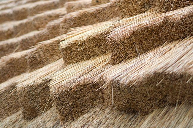 Pokrycie dachowe ze strzechy