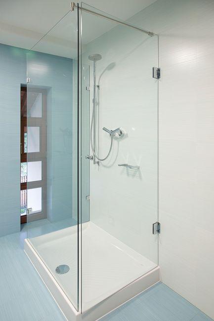 Kabina prysznicowa - przyścienna