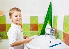 Nisko zamocowana umywalka