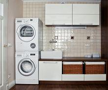 Pomieszczenie gospodarcze - pralnia
