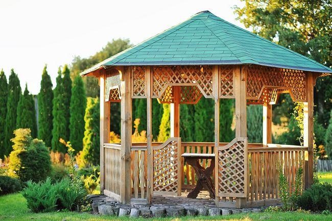Budowa Drewnianej Altany Ogrodowej Krok Po Kroku Galeria