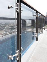Jaka wysokość balustrady balkonowej