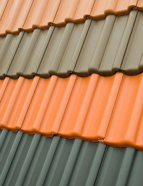 Dachówka ceramiczna - kolory.