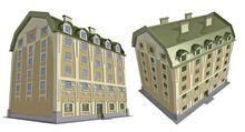 Konstrukcja dachu mansardowego