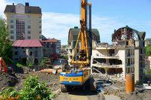 Rozbiórka - wyburzanie budynku