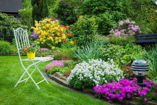 inspiruj ce aran acje ogrod w przydomowych galeria zdj galeria i zdj cia. Black Bedroom Furniture Sets. Home Design Ideas
