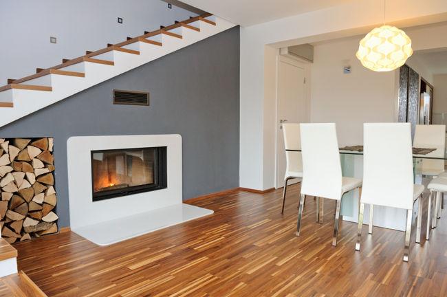 zdj cia nowoczesnych komink w galeria i zdj cia. Black Bedroom Furniture Sets. Home Design Ideas