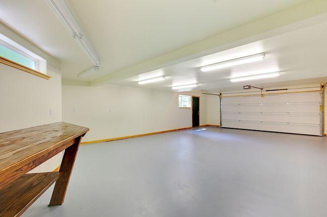Podłoga w garażu