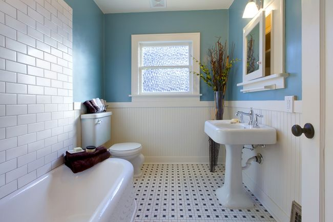 Białe Płytki łazienkowe Doskonałe Do Nowoczesnej łazienki
