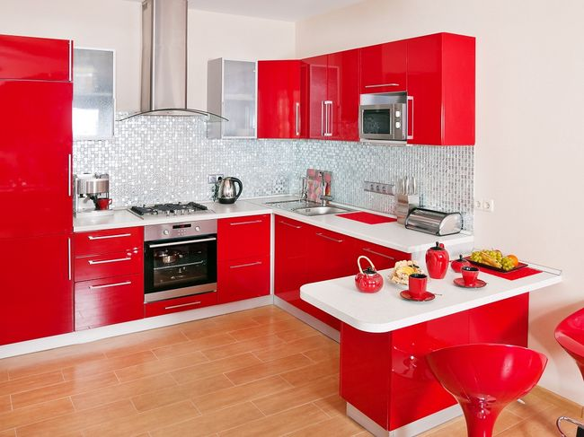 Jak praktycznie urządzić kuchnię?  galeria i zdjęcia