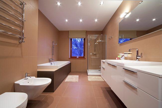 Nowoczesna łazienka - funkcjonalizm przede wszystkim ...