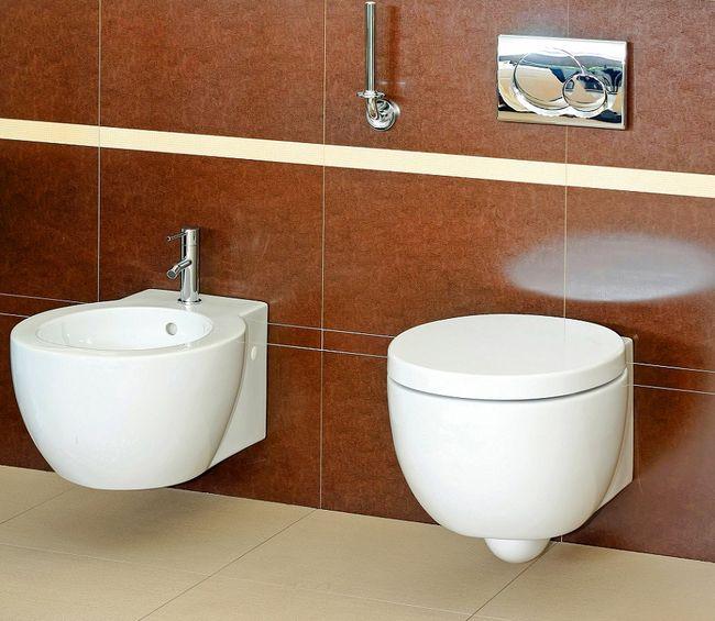 Muszla Klozetowa Nieodzowny Element łazienki Galeria I