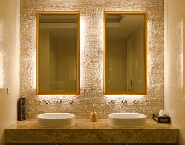 Oświetlenie łazienki Efektowne I Praktyczne Galeria I