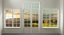 Okna i drzwi ze szprosami