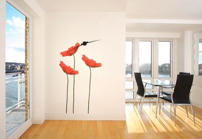Gładź gipsowa na ścianie