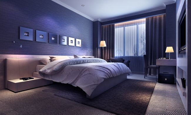 jaki kolor ścian w sypialni wybra� aby dobrze wp�ywa� na