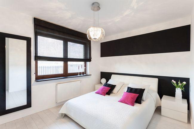 Jaki kolor cian w sypialni wybra aby dobrze wp ywa na - Habitacion para pareja ...