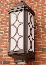 Kinkiet - lampa zewnętrzna