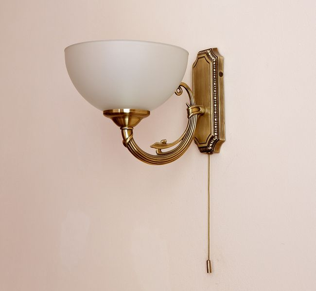 Kinkiet wewnętrzny - lampa wisząca