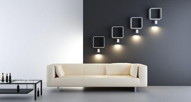 Kinkiety oświetleniowe - nowoczesne
