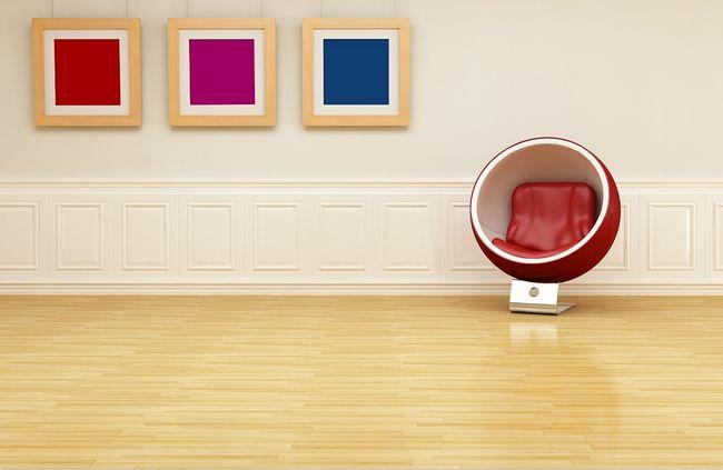 Podłoga z paneli podłogowych