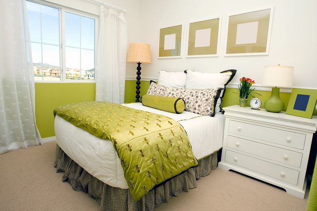 Bedroom Decorating Ideas Gray And Yellow