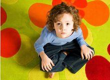 Dywan w pokoju dziecięcym