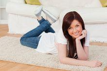 Dywan w pokoju młodzieżowym